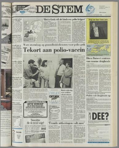 de Stem 1992-09-23