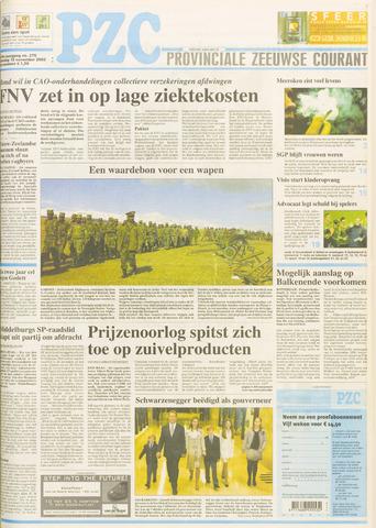 Provinciale Zeeuwse Courant 2003-11-18