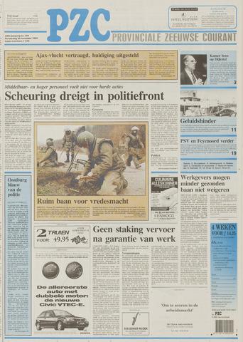 Provinciale Zeeuwse Courant 1995-11-30