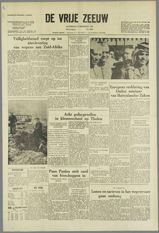 de Vrije Zeeuw 1963-12-05