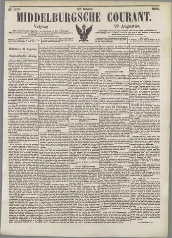 Middelburgsche Courant 1899-08-25
