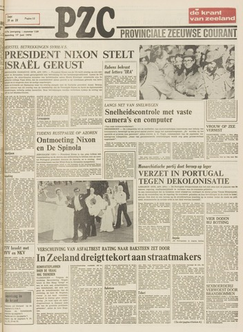 Provinciale Zeeuwse Courant 1974-06-17