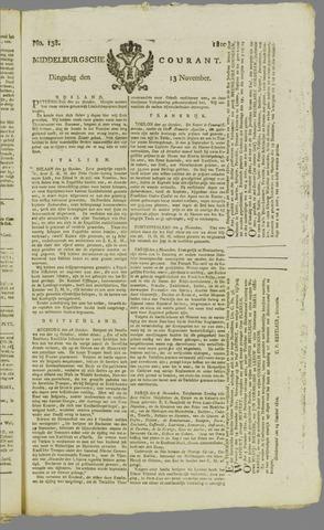 Middelburgsche Courant 1810-11-13