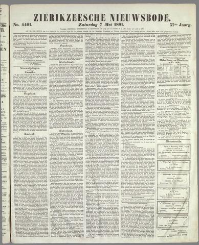 Zierikzeesche Nieuwsbode 1881-05-07