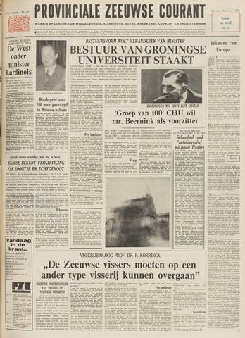 Provinciale Zeeuwse Courant 1972-01-29