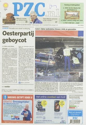 Provinciale Zeeuwse Courant 2009-09-22
