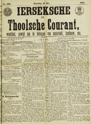 Ierseksche en Thoolsche Courant 1891-05-16