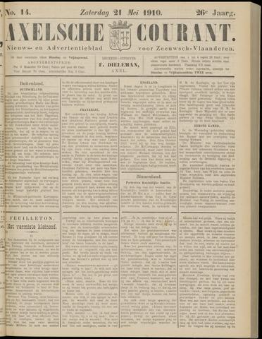 Axelsche Courant 1910-05-21
