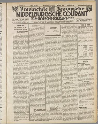 Middelburgsche Courant 1936-10-07
