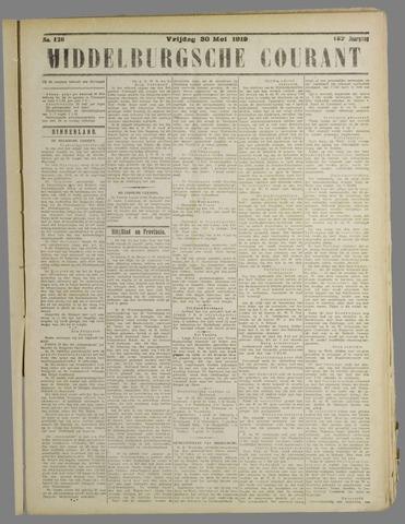 Middelburgsche Courant 1919-05-30