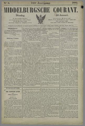 Middelburgsche Courant 1882-01-10