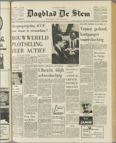 de Stem 1968-08-14