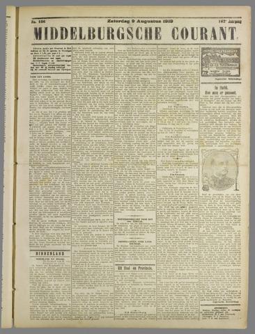 Middelburgsche Courant 1919-08-09