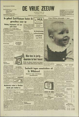 de Vrije Zeeuw 1968-04-27