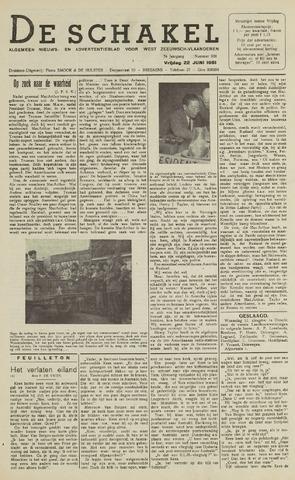 De Schakel 1951-06-22