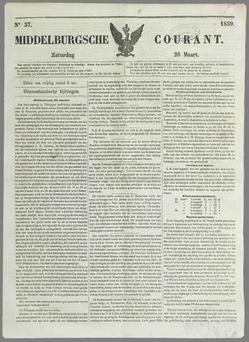 Middelburgsche Courant 1859-03-26