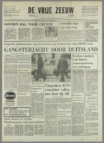 de Vrije Zeeuw 1971-12-28