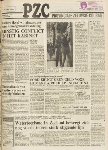 Provinciale Zeeuwse Courant 1975-05-02