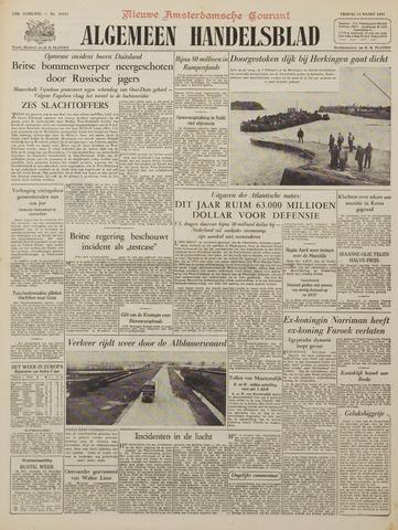 Watersnood documentatie 1953 - kranten 1953-03-13