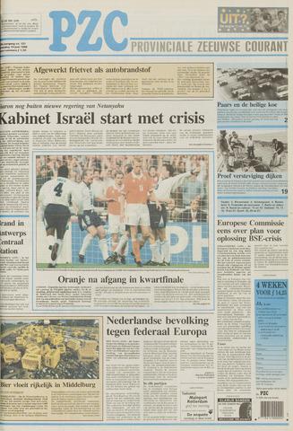 Provinciale Zeeuwse Courant 1996-06-19