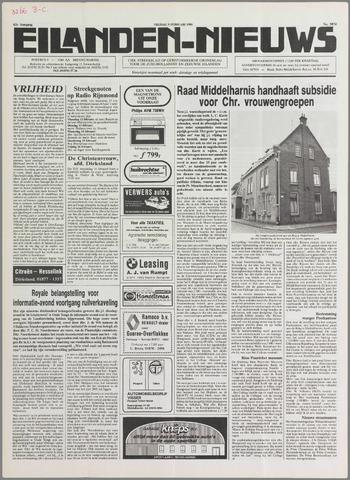 Eilanden-nieuws. Christelijk streekblad op gereformeerde grondslag 1990-02-09