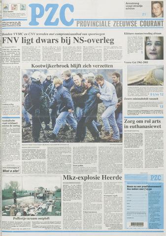 Provinciale Zeeuwse Courant 2001-04-10