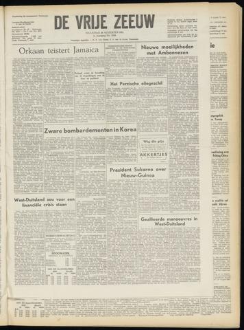 de Vrije Zeeuw 1951-08-20