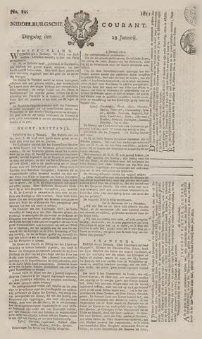 Middelburgsche Courant 1811-01-22