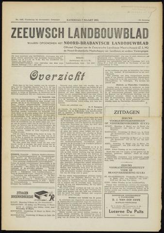 Zeeuwsch landbouwblad ... ZLM land- en tuinbouwblad 1953-03-07