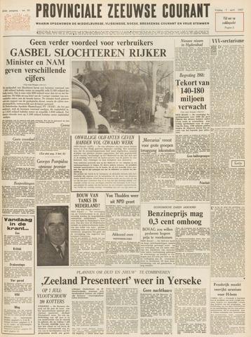 Provinciale Zeeuwse Courant 1967-04-07