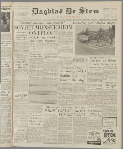 de Stem 1961-10-31