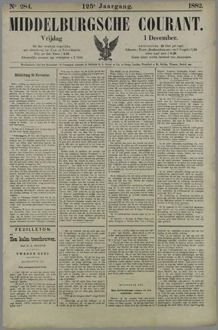 Middelburgsche Courant 1882-12-01