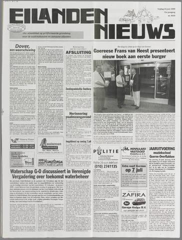 Eilanden-nieuws. Christelijk streekblad op gereformeerde grondslag 2000-06-23