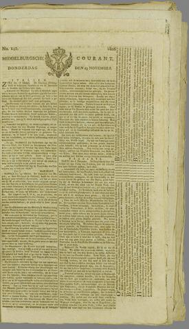 Middelburgsche Courant 1806-11-13