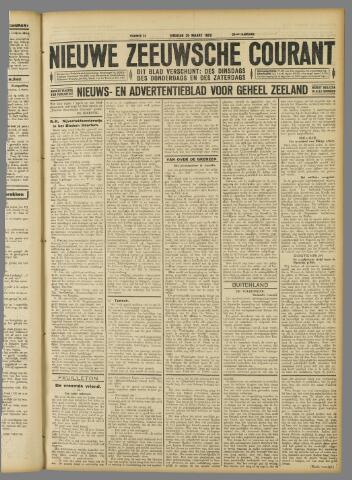 Nieuwe Zeeuwsche Courant 1928-03-20