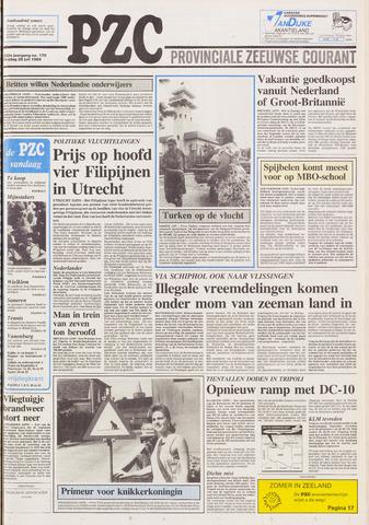 Provinciale Zeeuwse Courant 1989-07-28