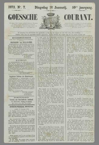 Goessche Courant 1872-01-16