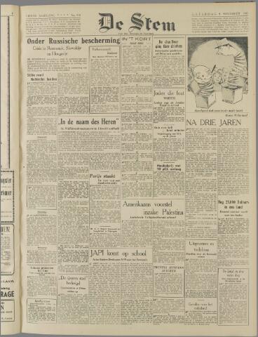 de Stem 1947-11-08