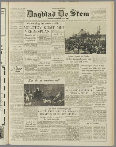 de Stem 1955-06-23