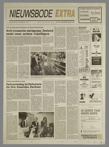 Zierikzeesche Nieuwsbode 1991-11-27