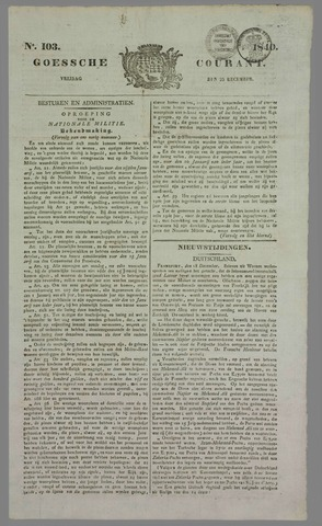 Goessche Courant 1840-12-25