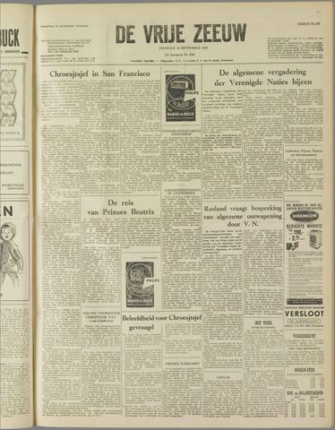 de Vrije Zeeuw 1959-09-22