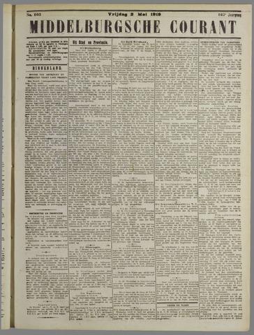 Middelburgsche Courant 1919-05-02