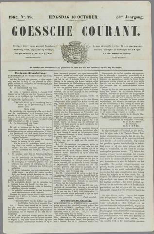 Goessche Courant 1865-10-10