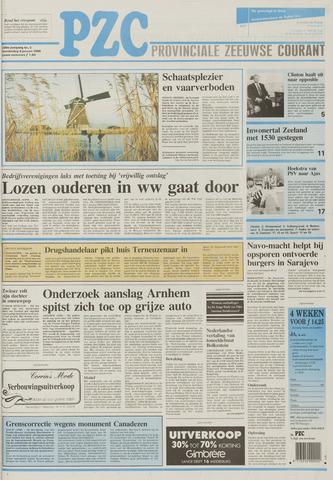 Provinciale Zeeuwse Courant 1996-01-04