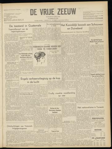de Vrije Zeeuw 1954-06-23