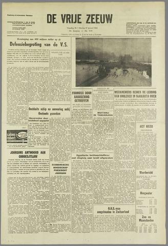 de Vrije Zeeuw 1964-01-20