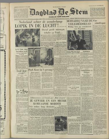 de Stem 1951-10-03