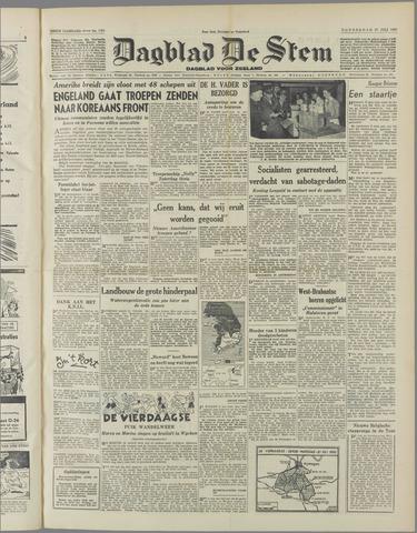 de Stem 1950-07-27