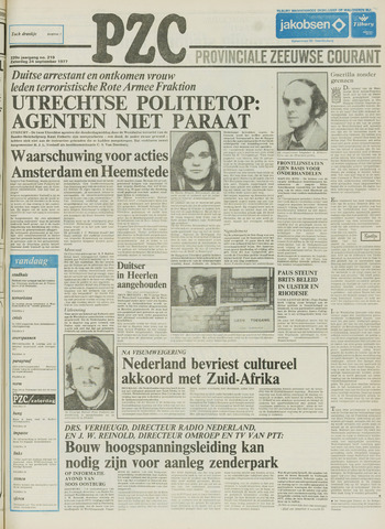 Provinciale Zeeuwse Courant 1977-09-24
